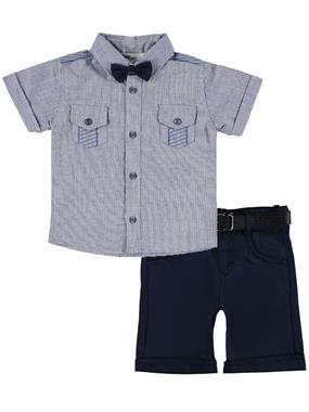 Civil Boys 2-5 Years Blue Boy With A Bow Tie Saks Team