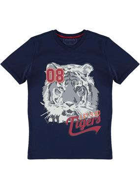 Civil Boys Cvl Boy T-Shirt Navy Blue Age 10-13