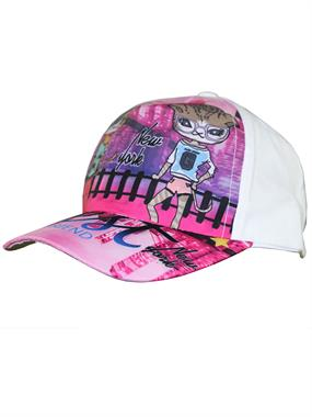 Tidi Boy Girl Pink Hat Cap Ages 3-7