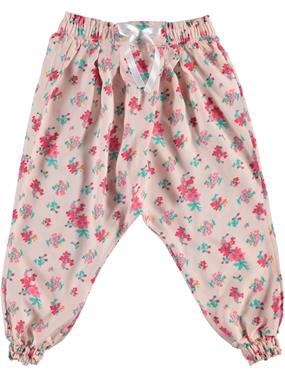 Civil Girls Powder Pink Girl's Tights Age 2-5
