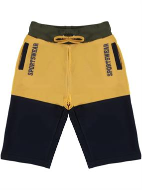 Civil Boys Boy Age 6-9 Mustard Capri