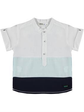 Civil Boys 2-5 Boy Shirt Mint Green