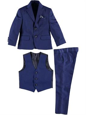 Civil Class Indigo Boy Suit 2-5 Years