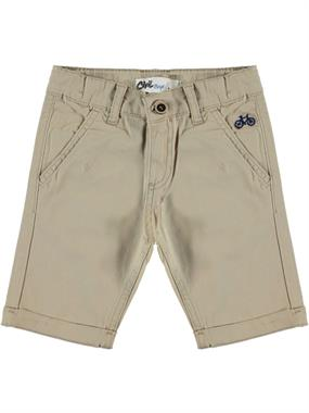 Civil Boys Kid Capri Beige 2-5 Years