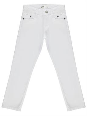 Civil Boys The Ages Of 6-9 White Boy Pants