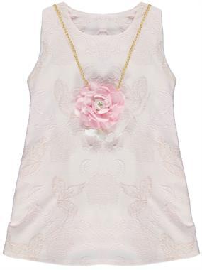 Civil Girls Accessorizing Girl Child Pink Dress 2-5 Years