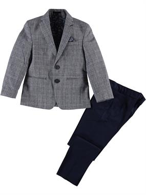 Civil Class Boy Navy Blue Suit Age 6-9
