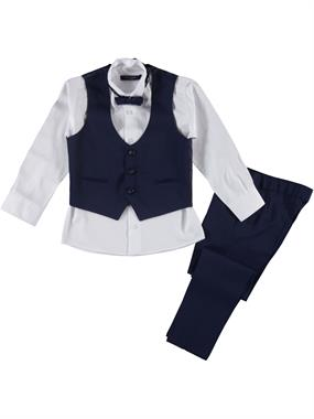 Civil Class Suit Age 6-9 Boy Blue