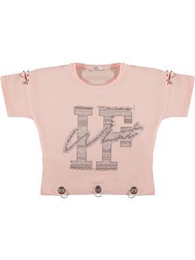Civil Girls Girl Kids T-Shirt Age 10-13 Powder