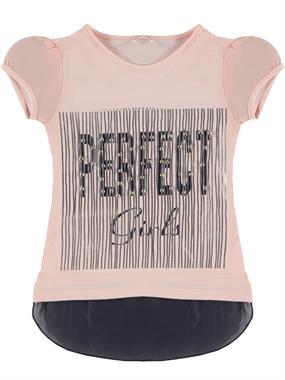 Civil Girls Girl Kids T-Shirt Age 6-9 Powder
