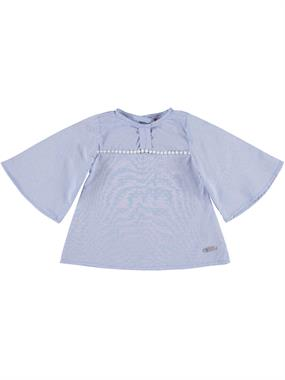 Civil Girls Blue Shirt Girl Boy Age 2-5 Months