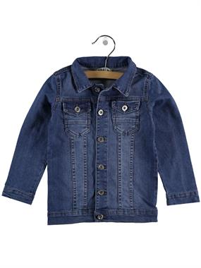 Civil Boys Age 6-9 Boy Blue Denim Jacket