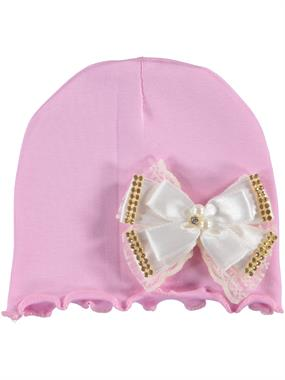 Albimama Accessories For 0-24 Months Baby Girl Pink Beret