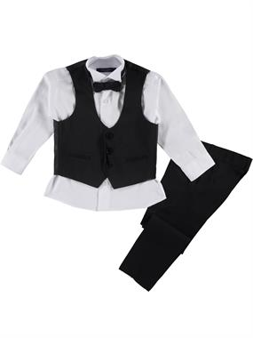 Civil Class Boy Suit Black 2-5 Years
