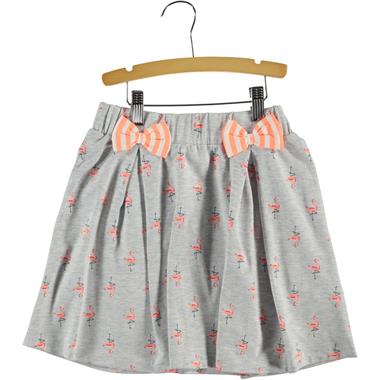 Cvl Gray Skirt Girl Age 6-9