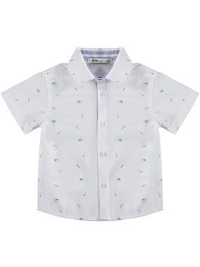 Civil Boys Boy Shirt White 2-5 Years