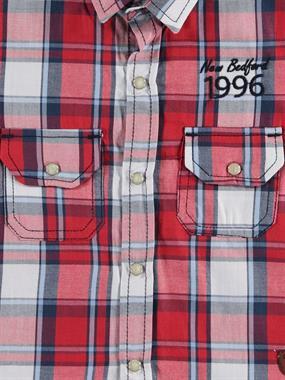 Civil Boys Red Shirt Boy 2-5 Years