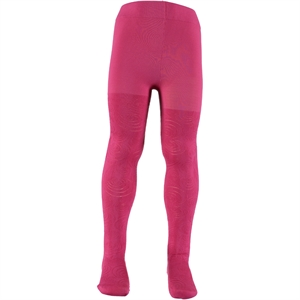 Bella Calze The Ages Of 2-14 Fuchsia Pantyhose