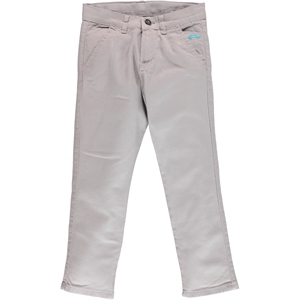 Civil Boys Boy's Gray Linen Pants Age 6-9