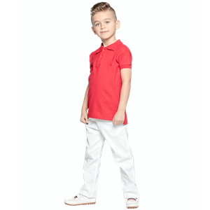 Civil Boys Boy Linen Pants White Ages 6-9