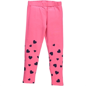 Cvl Fuchsia Tights Girl Age 6-9