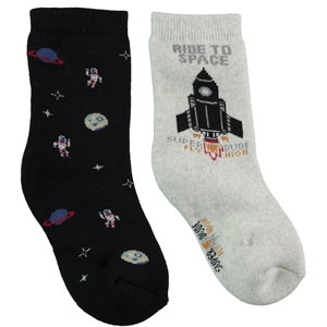 Civil Baby The civil boy 2-gang Socket Sock Ecru 3-11 years