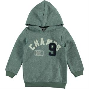 Cvl Yesil 2-5 Years Boy Hooded Sweatshirt