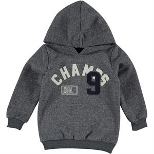 Cvl Smoked 2-5 Years Boy Hooded Sweatshirt