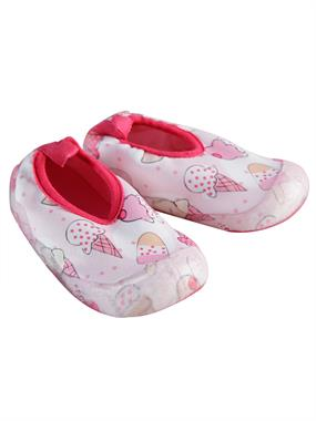 First Step Number 20-27 Girl Kid Shoes Pink