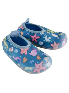 First Step Number 20-27 Boy Shoes Sea Blue