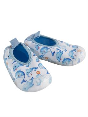 First Step Number 20-27 Boy Shoes Turquoise Sea
