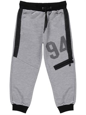 Civil Boys Gray Sweatpants Boy Age 6-9