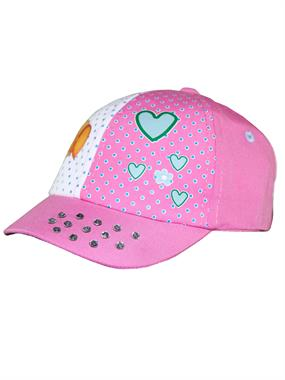 Tidi Boy Girl Hat Cap Pink 0-3