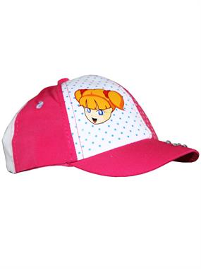 Tidi 0-3 Boy Girl Cap Hat Fuchsia