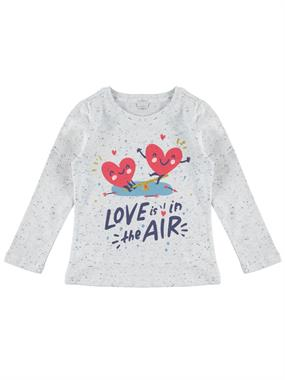 Cvl 2-5 Years Red Girl Kids Sweatshirt