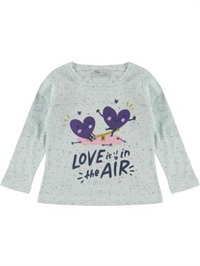 Cvl 2-5 Years Purple Girl Kids Sweatshirt