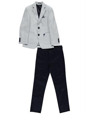 Civil Class Blue Boy Suit Age 10-13