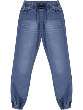 Civil Boys Boy Pants Blue Waist And The Crotch Ribanali The Ages Of 10-13