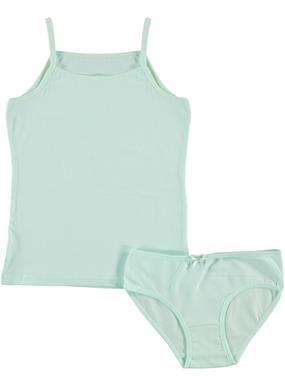 Donella Mint Green Underwear Girl Child Aged 2-10 Team