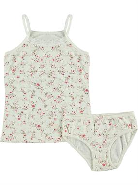 Donella The Ages Of 2-10 Team Girl Child Underwear Ecru