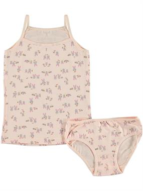 Donella Salmon Underwear Girl Child Aged 2-10 Team