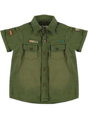 Civil Boys Khaki Shirt Boy Age 2-5