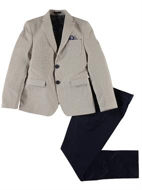 Civil Class Beige Boy Suit Age 6-9