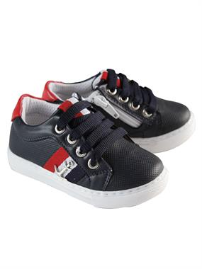 Barbone Caldion Boy Navy Blue Sneakers 21-25 Number