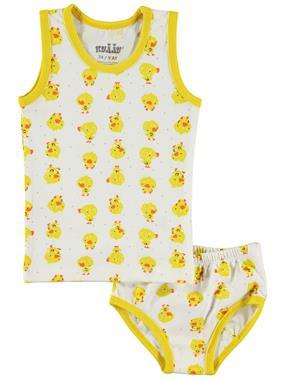 Kujju Team Ecru 9-18 Months Baby Boy Underwear