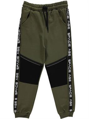 Civil Boys Age 6-9 Boy Khaki Sweatpants