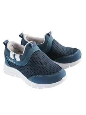 Callion 22-25 Number Petrol Blue Sneakers Boy
