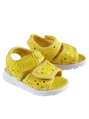 Vicco Number Yellow Sandals Baby First Step 19-21