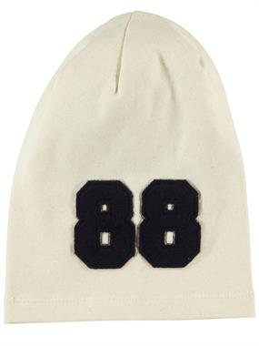 Albimama Abimm Cream Beret Child Age 2-5