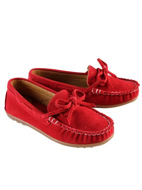 Missiva Barbone 26-30 Boy Shoes # Red